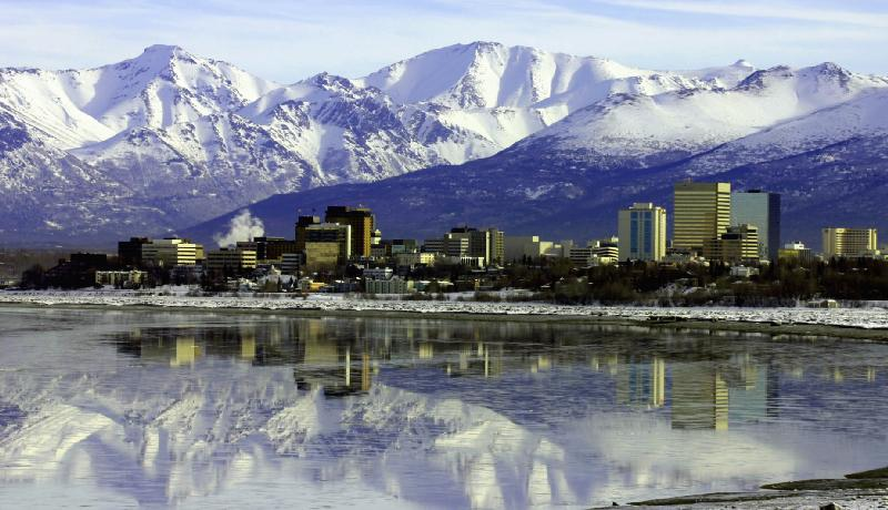 """An Ode to Anchorage"""