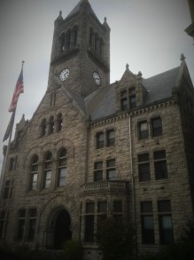 Fayette County Courthouse - Uniontown