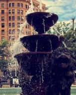 Lions Club Fountain