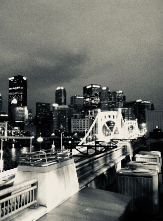 Pittsburgh, Pennsylvania from PNC Park