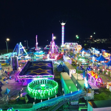 The Fayette County Fairgrounds