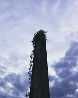 Grave marker in Addison, Pennsylvania