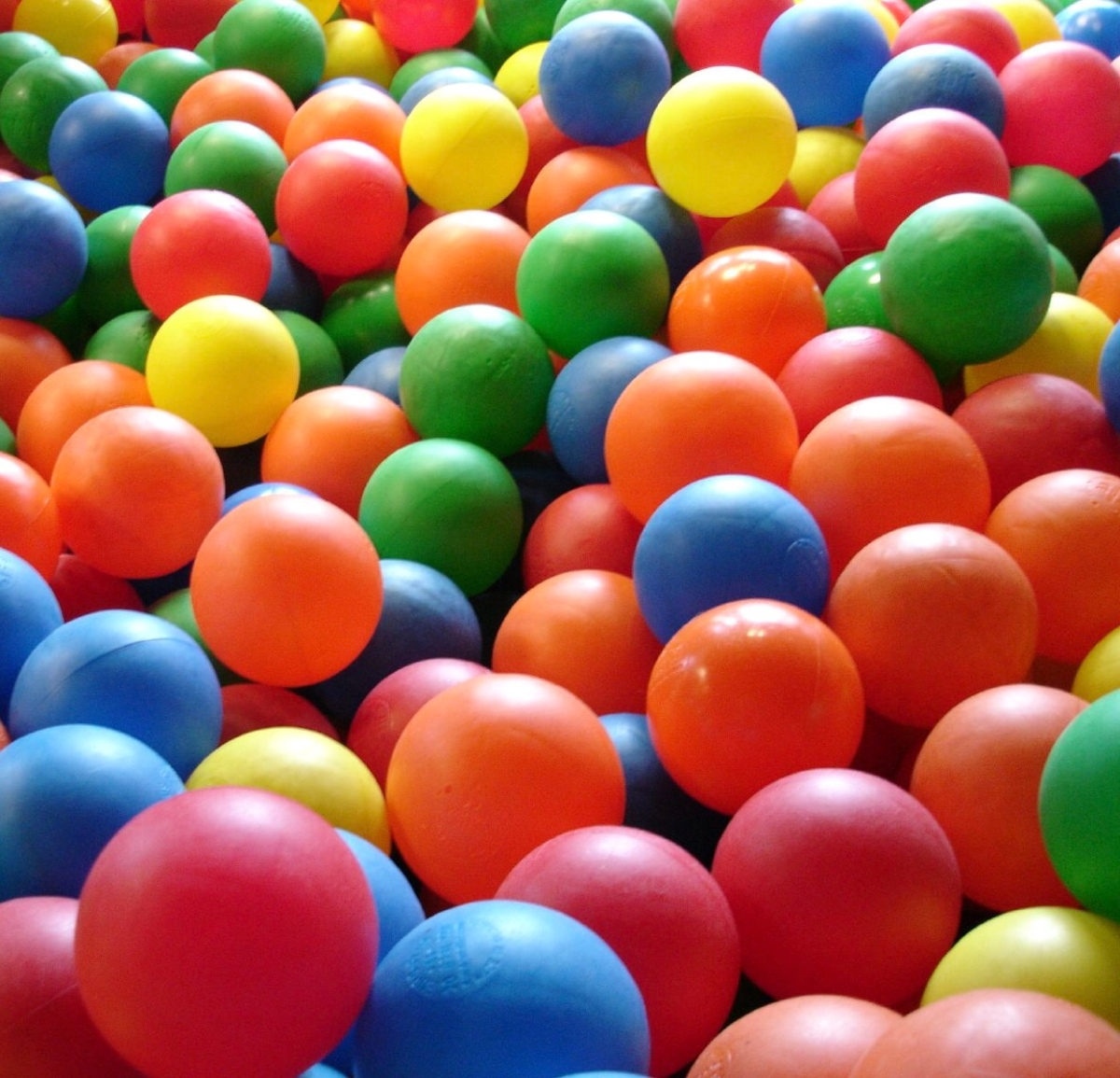 """The Ball Pit"""
