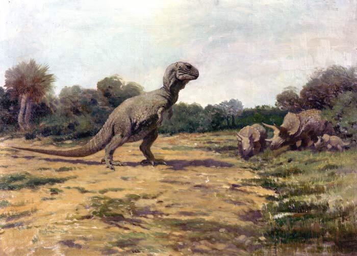 """Tyrannosaurs and Carburetors"""